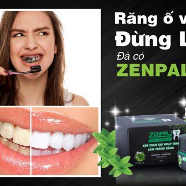 Sản phẩm bột than tre hoạt tính trắng răng Zenpali tại sao lại Hot đến thế?