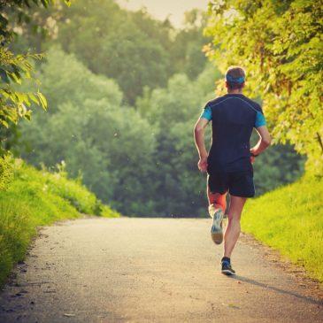 Hãy chạy bộ vào mỗi buổi sáng