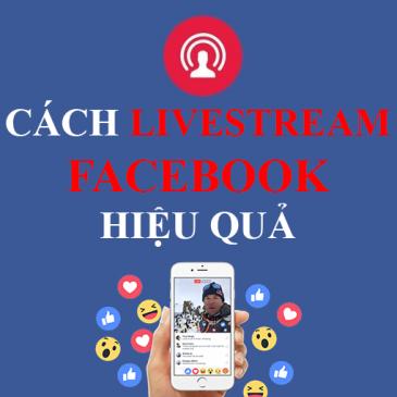 Xây dựng kịch bản Livestream bán hàng trên Facebook hiệu quả