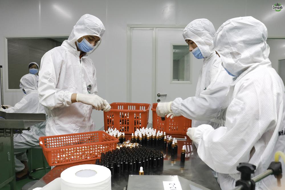 Nhà máy sản xuất và gia công mỹ phẩm Zenpali